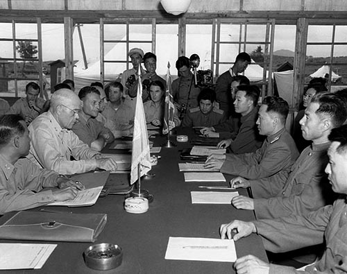 an history of the american involvement in the korean war between 1950 and 1953 War fought between north and south korea between 1950-1953 us.